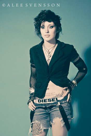 Female model photo shoot of Whitney Kendrick in Phoenix, AZ