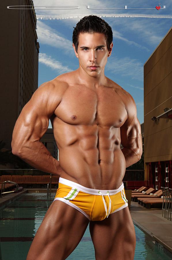 Las Vegas Nov 20, 2011 GW Burns Alan Valdez at Fitness America