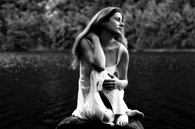 Female model photo shoot of Arkandia by Solus in Glendalough