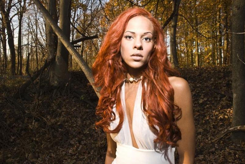 Female model photo shoot of LuciiAncari