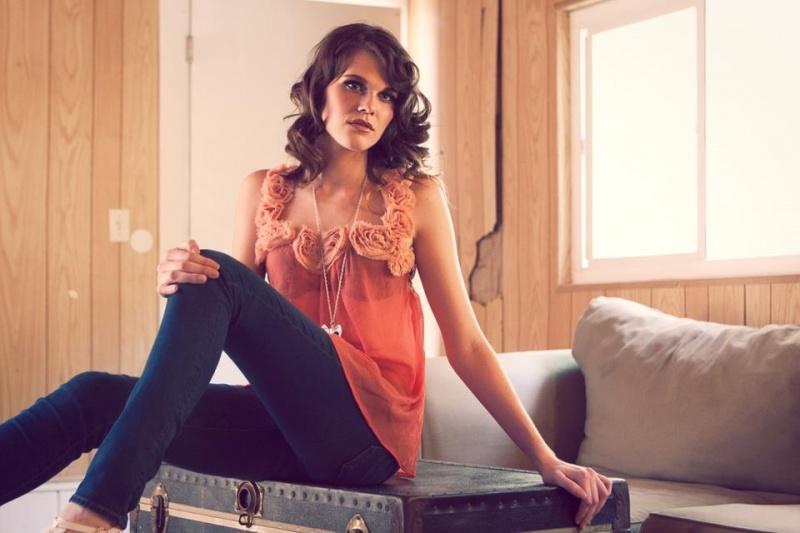 Female model photo shoot of Ma Belle Artistry