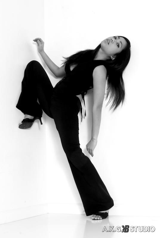 Male model photo shoot of AKG STUDIO