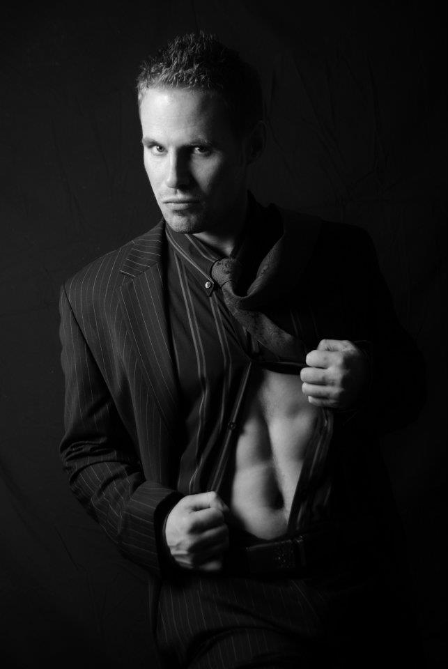 Male model photo shoot of Peter Stubbs by Mark Bunce Photography