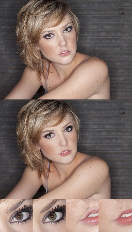 Female model photo shoot of RainbowRetouch by Joshua MacLeod