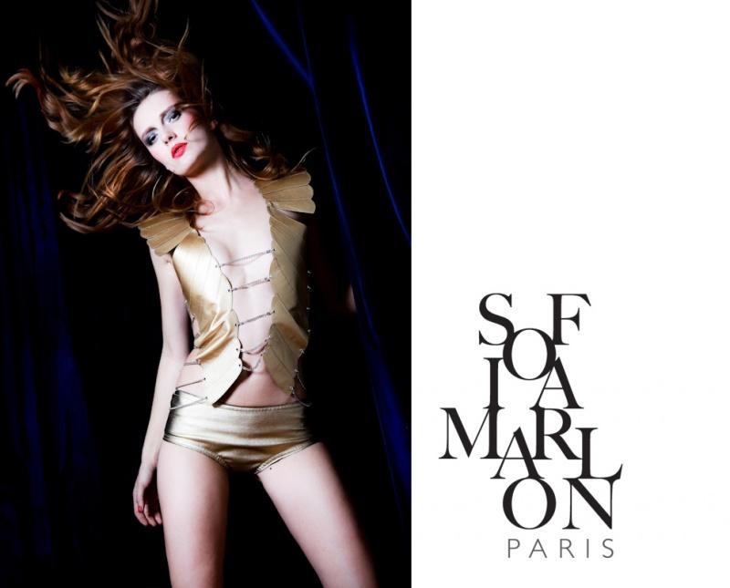 Paris Nov 22, 2011 @MICHELLE DU XUAN all rights reserved Sofia Marlon Cataloge