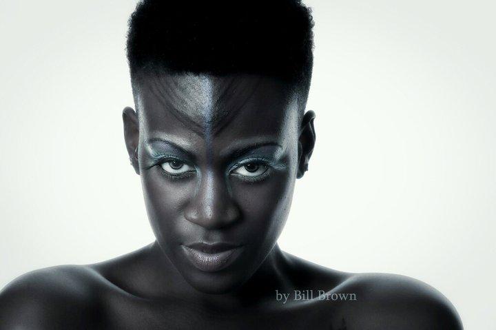Female model photo shoot of Brittanyvirtue in william brown studios