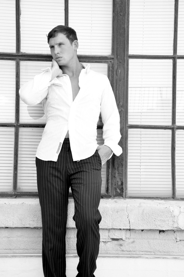Dallas, Texas Nov 22, 2011 2011 Nathan Paul Photography: All Rights Resevered Phillip- Mensboard Model Management