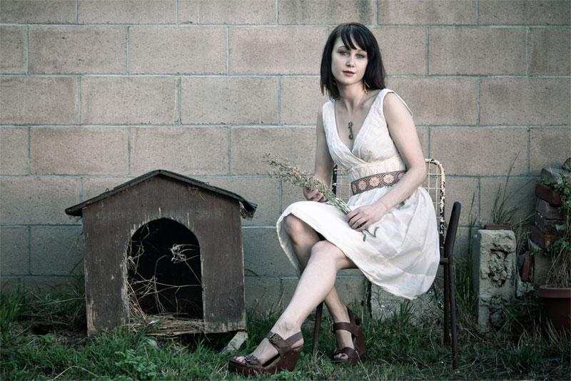 Female model photo shoot of Jess Fogle