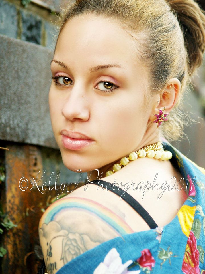 Female model photo shoot of Christyal  in Woodbridge VA