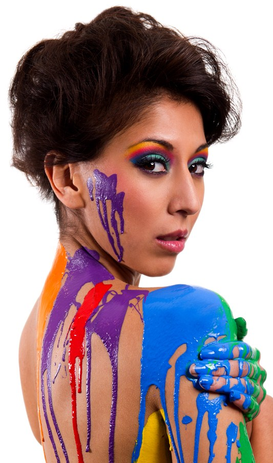 Studio Nov 23, 2011 Barrie Blau Photography Body Paint