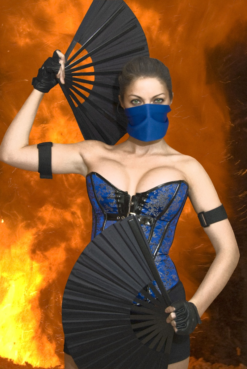Nov 24, 2011 Kitana Fireball