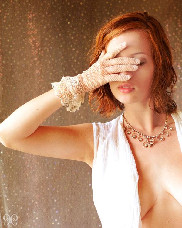 Female model photo shoot of Enchanted Nymph and Eugenie de Sade