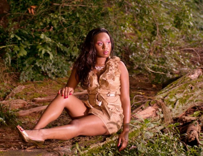 Female model photo shoot of Aami Da Jeweler