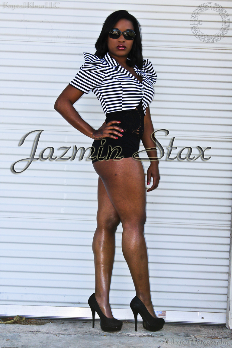 Male and Female model photo shoot of Klear Multimedia and JAZMIN STAX in Greensboro Fl