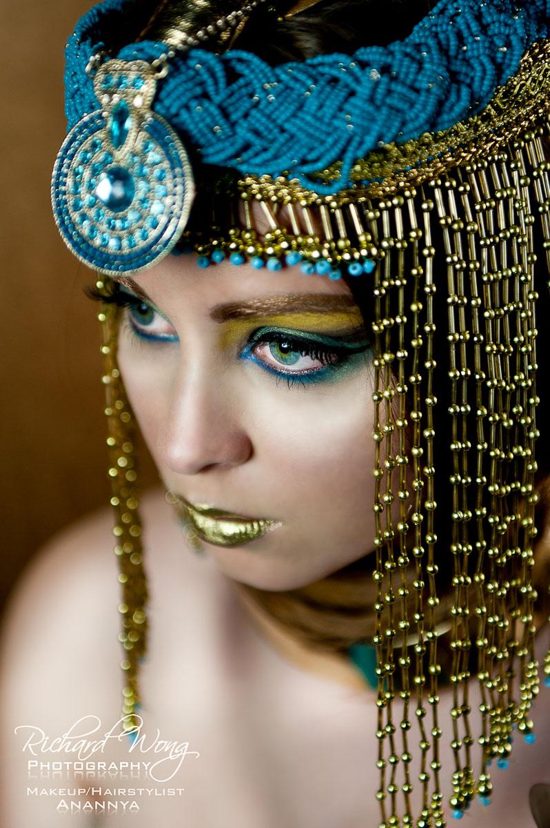 Nov 28, 2011 Richard Wong Cleopatra style