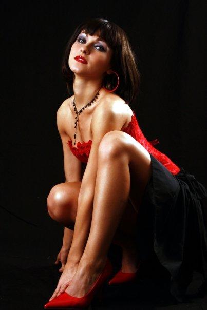 Female model photo shoot of Alexandra RK