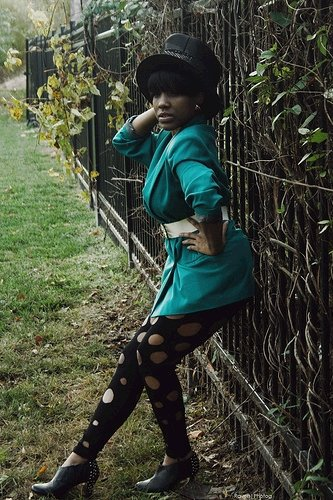 Female model photo shoot of JayNicole