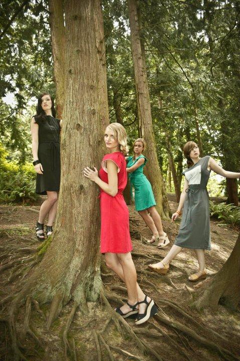 Nov 30, 2011 Alexis Tobin Photography OutofLine Clothing shoot