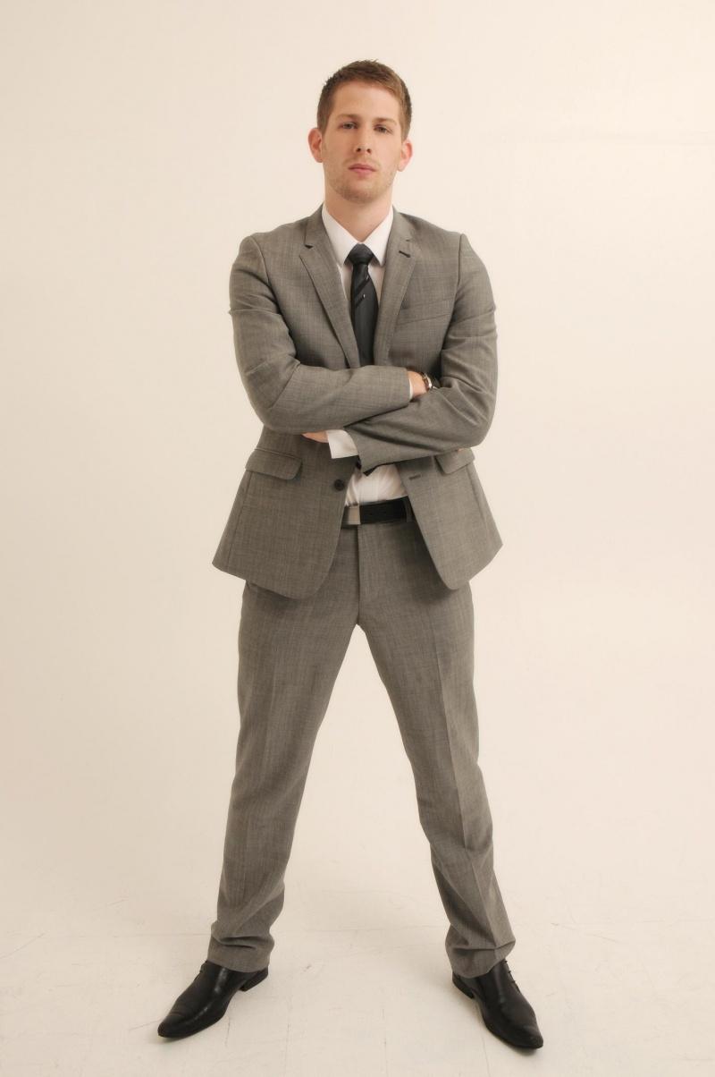Male model photo shoot of Tom Alan Smith