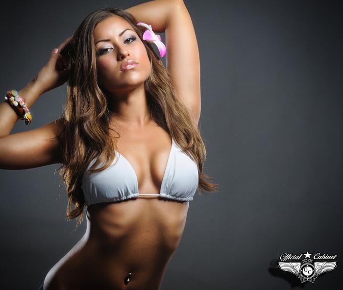 Female model photo shoot of Erika  S by MARK H THOMPSON