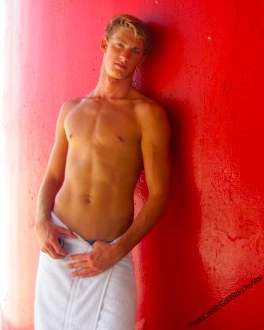 Male model photo shoot of Andrew David Warren in Daytona Beach, FL