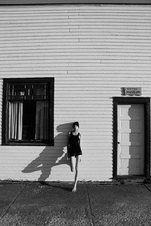 Female model photo shoot of Kate Ryan 1993 in Saskatoon, SK
