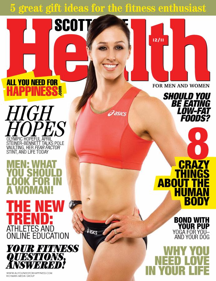 Dec 01, 2011 JP 2011 Scottsdale Health Magazine - December 2011