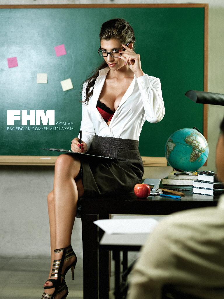 Dec 02, 2011 FHM Malaysia