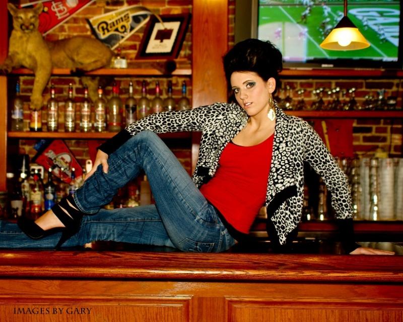 Female model photo shoot of a d e l a i d e