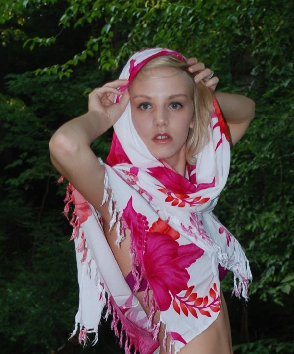 Female model photo shoot of GRACE