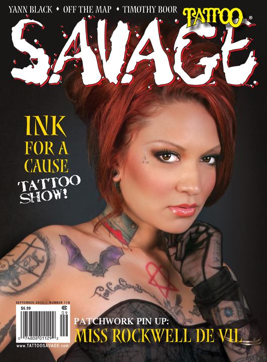 Laguna Ca Dec 04, 2011 Isaac Madera Fine Art Photography Tattoo Savage Issue #116