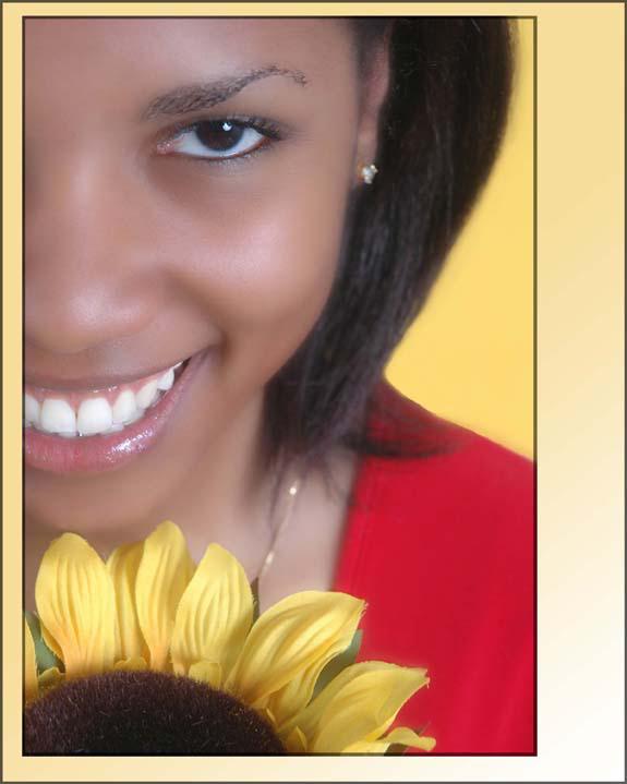 Tallahassee Fl. Dec 04, 2011 129 Imaging Sunflower