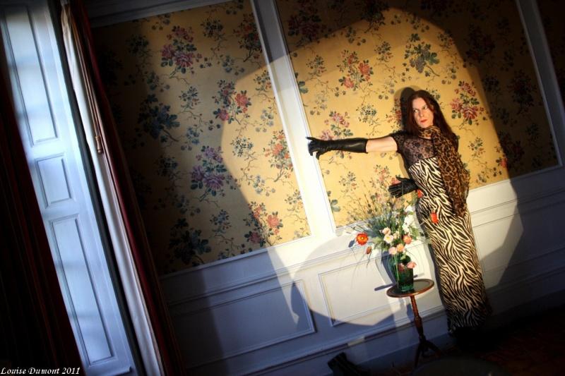 Male model photo shoot of Karen chessman in France