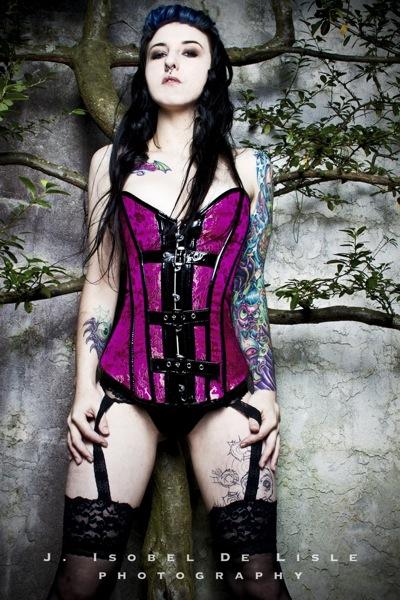 Female model photo shoot of Gisella Rose by J Isobel De Lisle in NJ USA, 2011