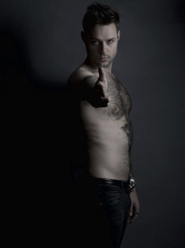 Male model photo shoot of Jeff Leach