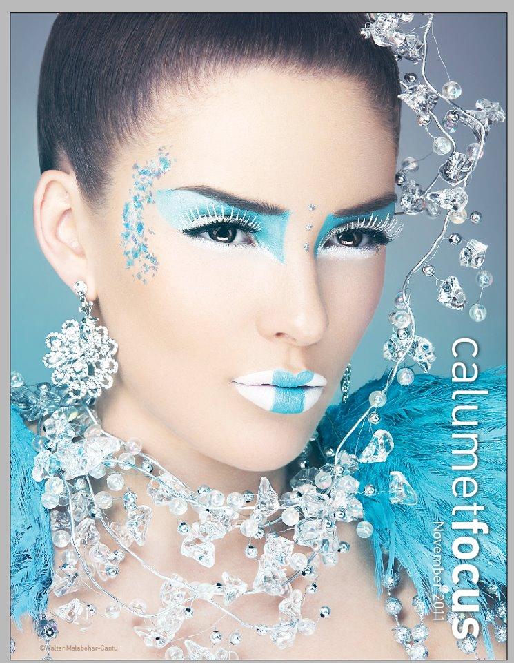 Kaizen-Foto Studio Dec 07, 2011 kaizenfotostudio.com Calumet Photo Cover - Model Carolina Casillas