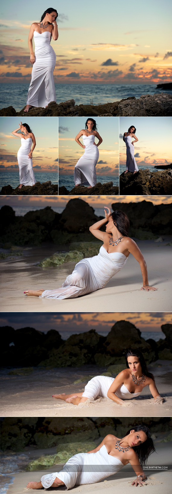 Female model photo shoot of Ariana Latina King in Silver Sands, Christ Church, Barbados