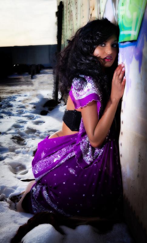 Female model photo shoot of Optimal Image  in Calgary