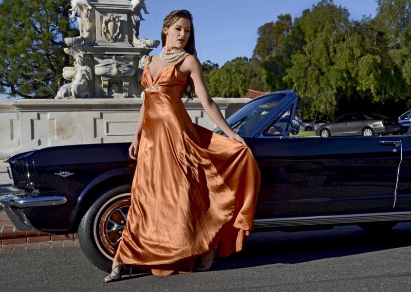 Dec 09, 2011 Bruce Herlitschek The Art of Imaging 1966 Mustang