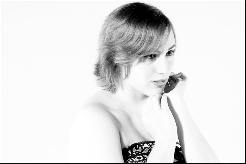 Female model photo shoot of Mikayla Dawn by Ezhini