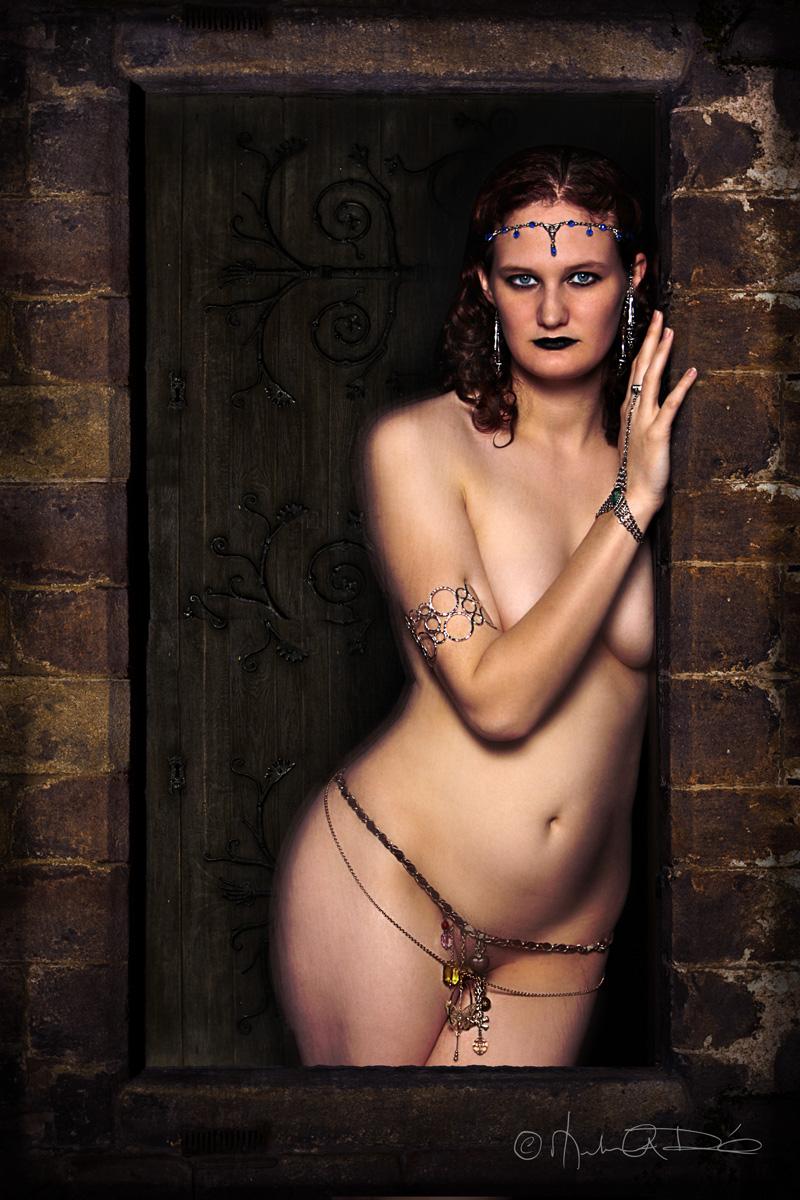 Female model photo shoot of n3wmod3l by Michael Didier