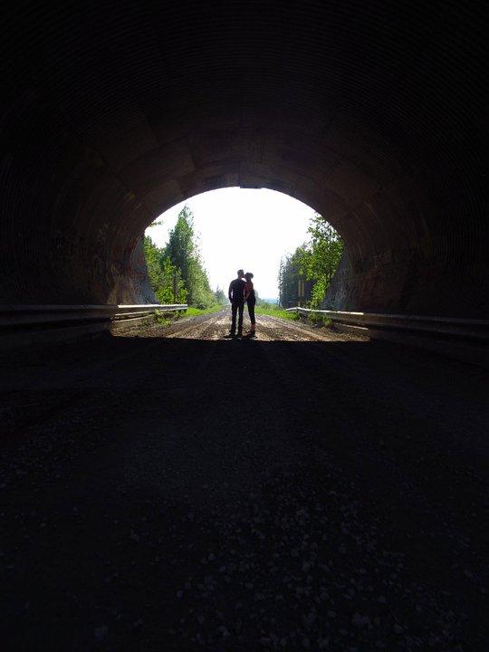 Dec 11, 2011 tunnel o love