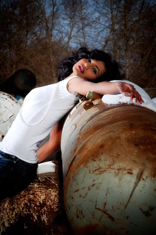 Female model photo shoot of Optimal Image