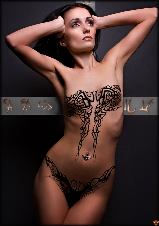 Female model photo shoot of Chloe De Chanel by Constantine Studios in Tiger,GA