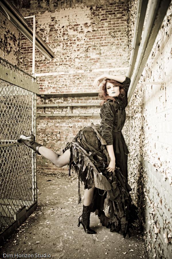 Montgomery, AL Dec 16, 2011 Dim Horizon Studio Costume/Prop - Sick Sense Productions