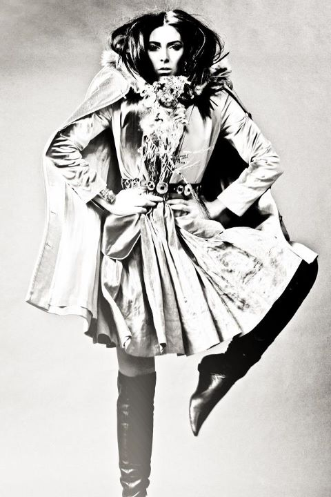 Dec 16, 2011 Canadian Nomad Model: Kelsey Rae Styling: Wendy Cook Hair: Alina Friesen MUA: Jena Jacquot-Boisvenu