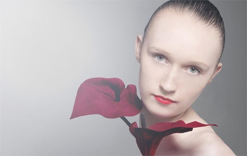 Female model photo shoot of olivia hall by ICONIC