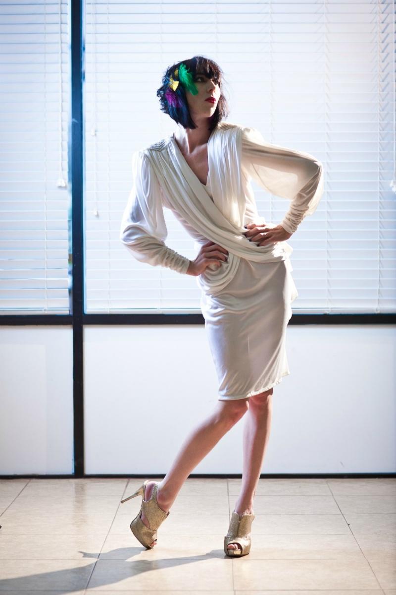 Mesa, Az Dec 18, 2011 Kelvin Leung Cut, Style & MUA: Cindy Wong