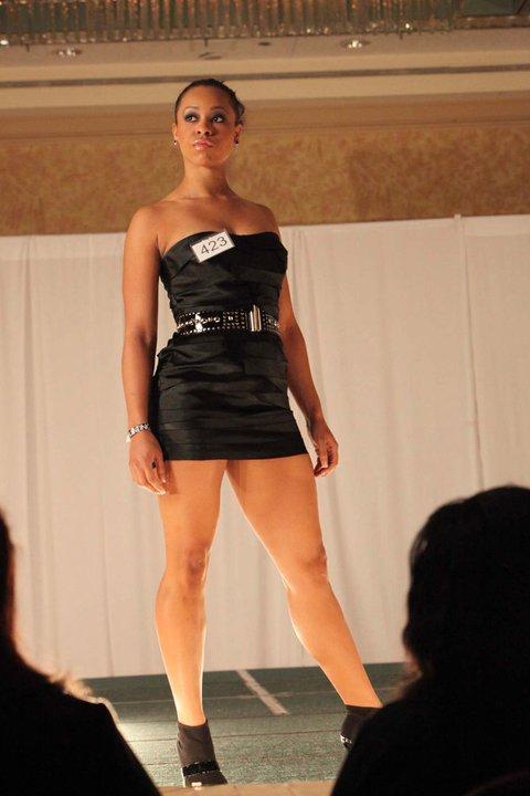 Female model photo shoot of Courtney Michi Clowney