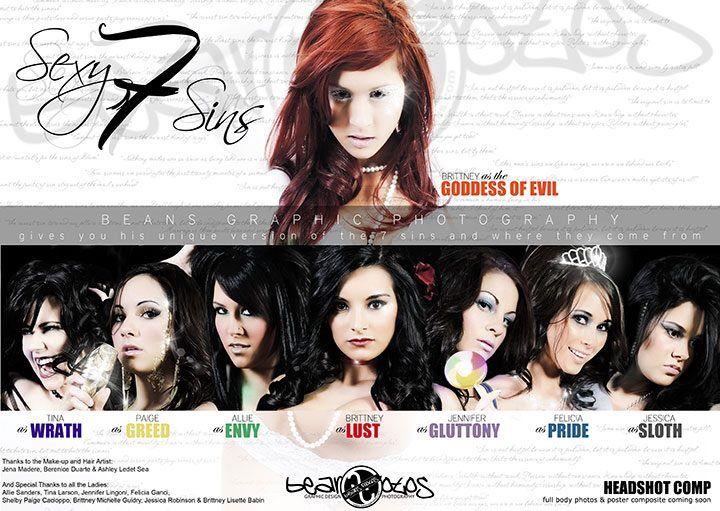 Dec 19, 2011 7 sins Poster